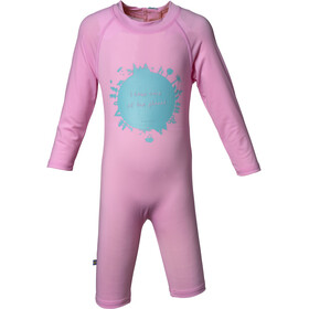 Isbjörn Sun Jumpsuit Toddler, frost pink